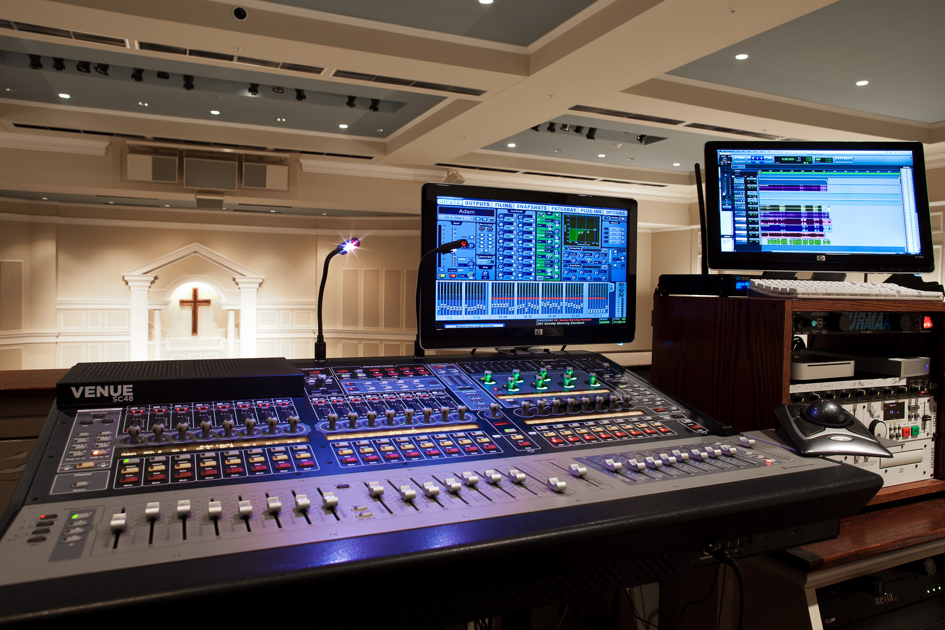 Belle Aire Baptist Church | Essential Audio, Inc